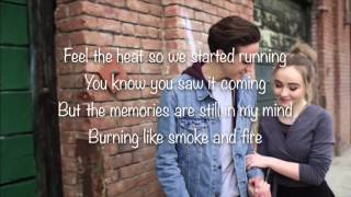 Sabrina Carpenter- Smoke and Fire lyrics