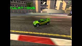 Hot Wheels Velocity X Walkthrough Part 1
