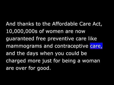 President Obama April 12th, 2014 -  Weekly Address - Ensuring Equal Pay for Equal Work