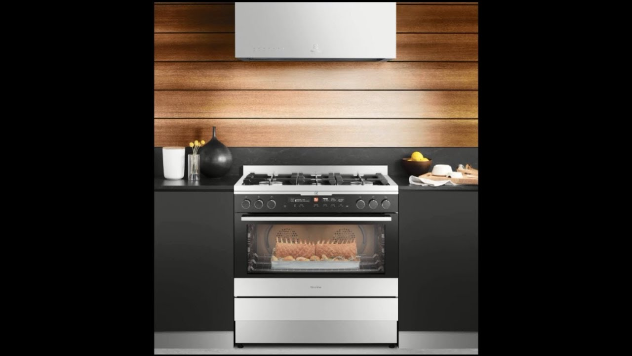 Electrolux  90cm Freestanding and Builtin Oven Range