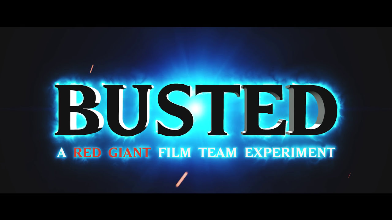 Red Giant | QuickTip #118: Create Ghostbusters Visual Effects