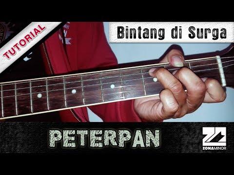 Tutorial Cover Instrumental | PETERPAN - Bintang di Surga