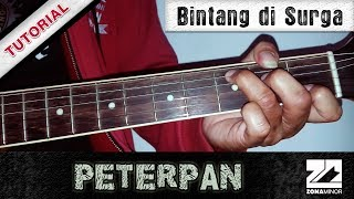Tutorial Cover Instrumental | PETERPAN - Bintang di Surga