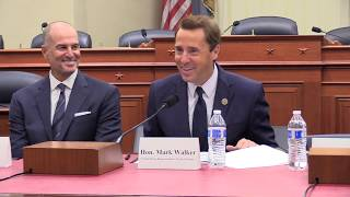 Rep. Mark Walker Hosts Jay Bilas on Capitol Hill for a Discussion on NCAA Reform
