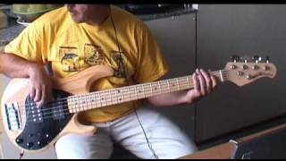 NLfunkEd bass playalong: Empress- Dyin to be dancin