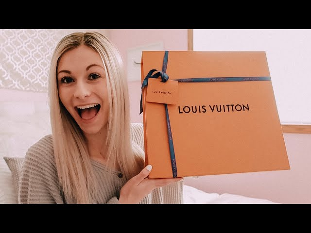 UNBOXING MY FIRST LOUIS VUITTON BAG