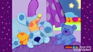 Blue's starry night