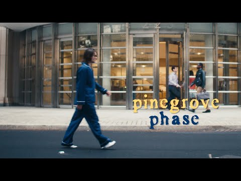 "Pinegrove - Announce New Album & Share New Song ""Phase"""