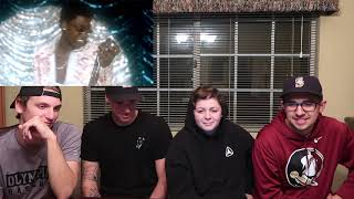 Gucci Mane, Bruno Mars, Kodak Black - Wake Up in The Sky [Official Music Video] *REACTION*