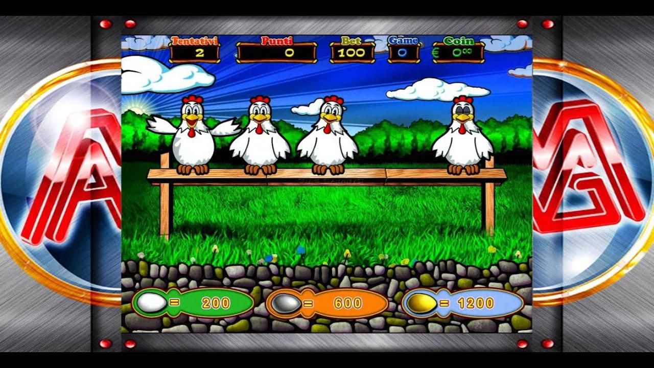 Fowl play 4