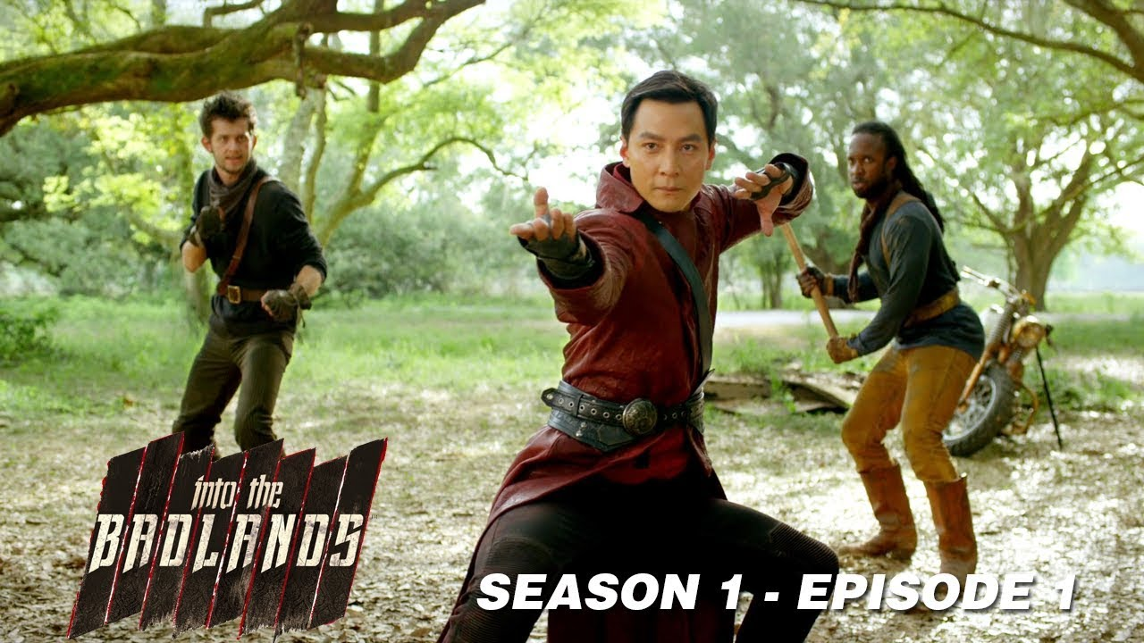 Download Into the Badlands: 1x1 – Sunny Rescues M.K.