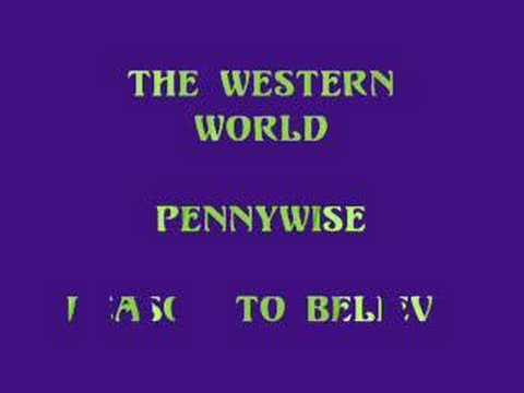 Pennywise 6 - The Western World