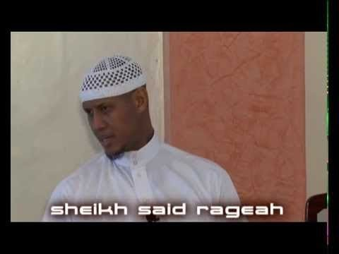 A lecture by Sh Saed Rageah in the Youth Conference in Oslo Norway