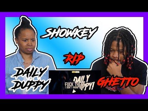 MUM REACTS - Showkey - Daily Duppy  | R.I.P Showkey