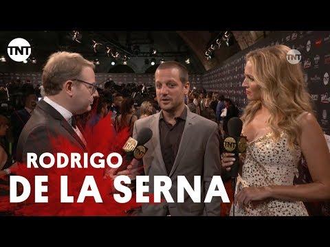 Premios Platino 2018  Rodrigo de la Serna