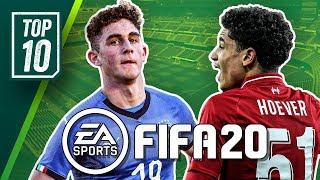 FIFA 20: Die krassesten Talente für deine Karriere!