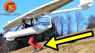 4 Unbelievable Human Powered Vehicles ▶2