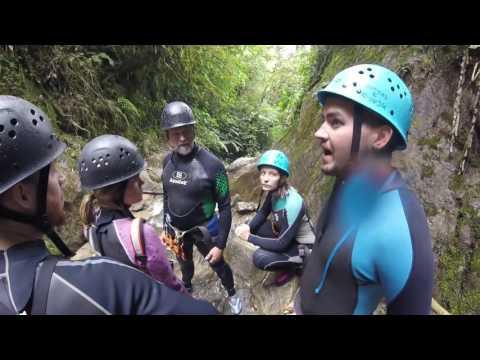Canyoning With Wonderful Ecuador