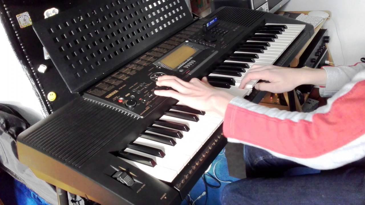 yamaha psr 620 multi pad demo youtube. Black Bedroom Furniture Sets. Home Design Ideas