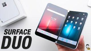 📱 Unikátní Microsoft Surface Duo exkluzivně v Česku! (Unboxing) | WRTECH [4K]