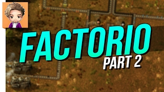 Factorio | PART 2 | ELECTRIC MINING