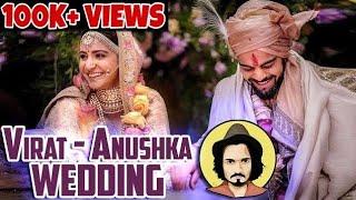 BB Ki Vines Dubs | Virat Kohli & Anushka Sharma Wedding | Bhuvan Bam | BB Ki Vines