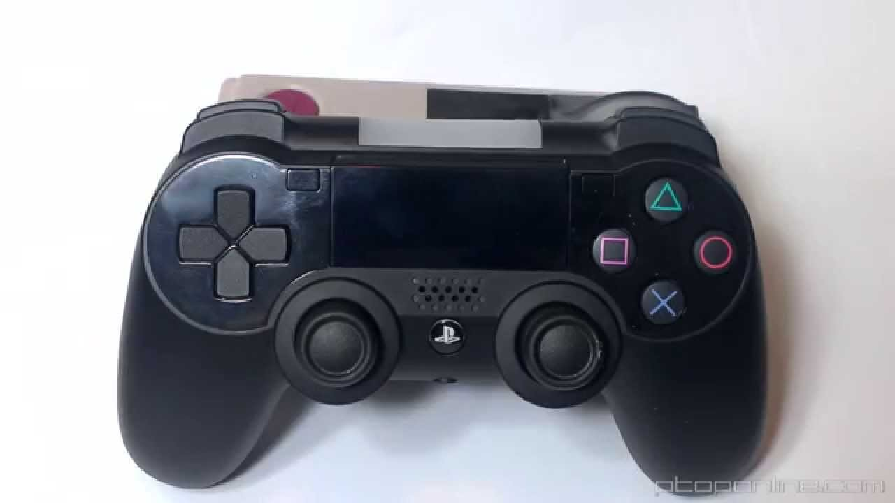Playstation 4 Prototype Controller Close-Up - YouTube  Playstation 4 P...