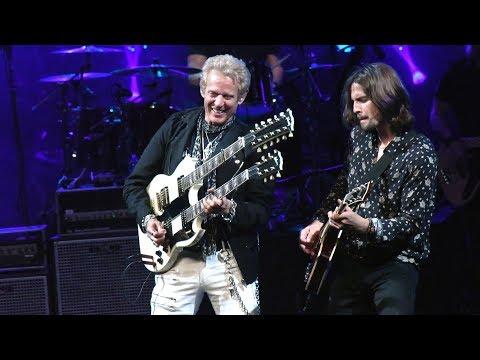 Epcot 2018: Don Felder Formerly of The Eagles - Garden Rocks Concert