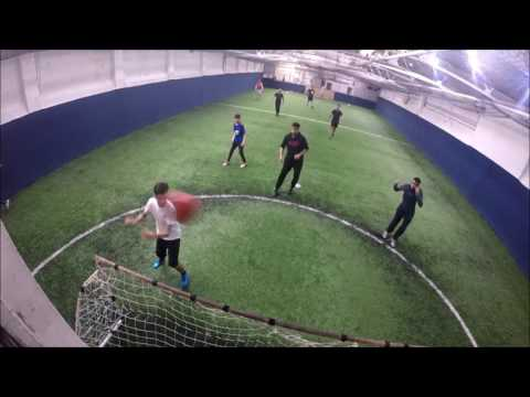 5-a-side Football Session 19/03/2017