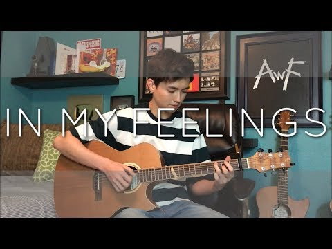 Drake - In My Feelings - Cover (fingerstyle guitar)