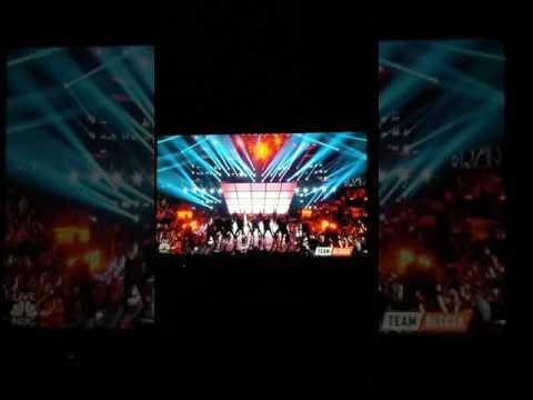 "Chris Blue- The Voice Finale 2017: ""Rhythm Nation"""