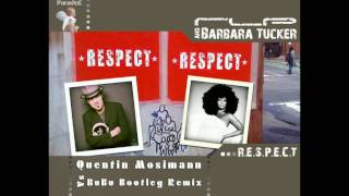 RLP & Barbara Tucker - R.E.S.P.E.C.T (Quentin Mosimann Vs BuBu Bootleg Remix)