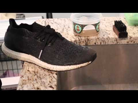 How to Clean Ultraboost Uncaged
