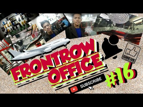BLOG #16 TRAVEL IN MAIN FRONTROW OFFICE QUEZON CITY
