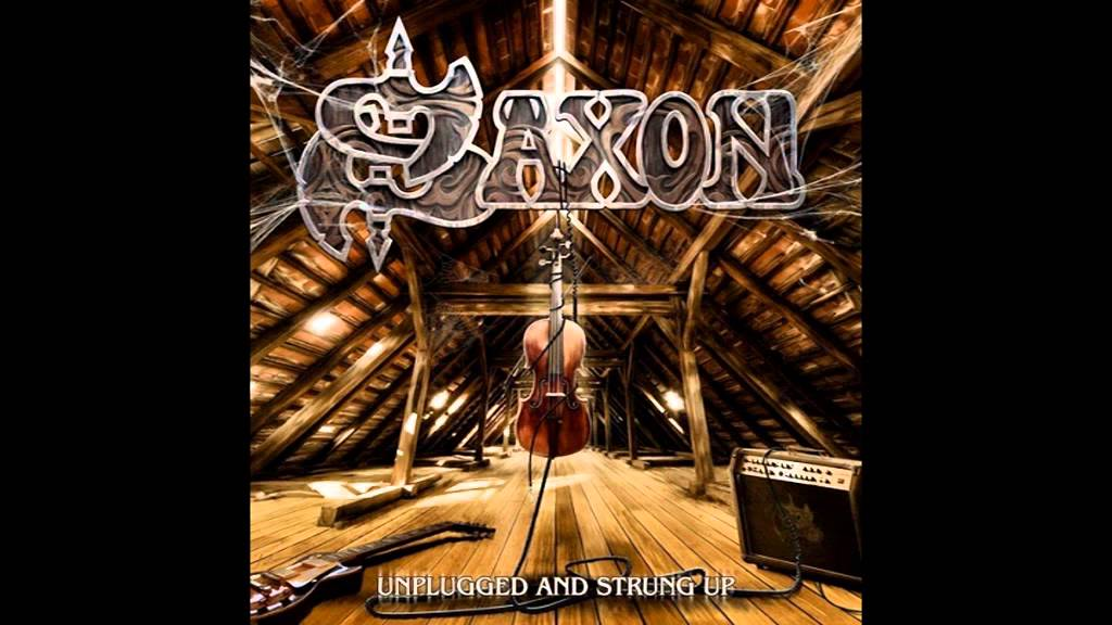 Saxon - Crusader (orchestral version)