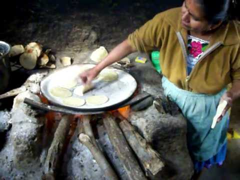 Hacer tortillas   (parte  2 de 2)