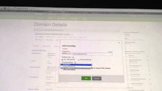 "How to ""forward with masking"" your Godaddy domain with your myitworks site"