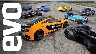 Track Car of the Year 2013 | evo TV