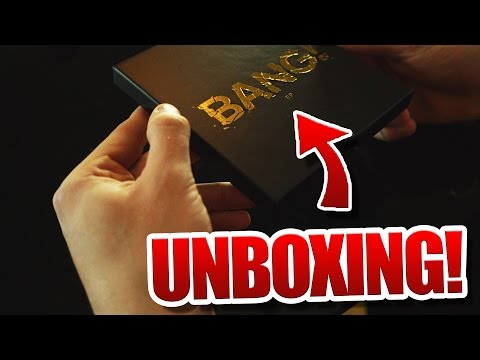 UNBOXING Bang-EP!