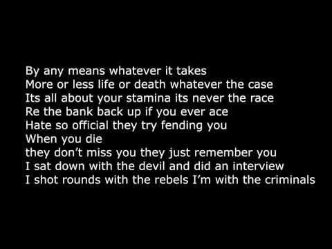Jadakiss - You Don't Eat (Lyrics)