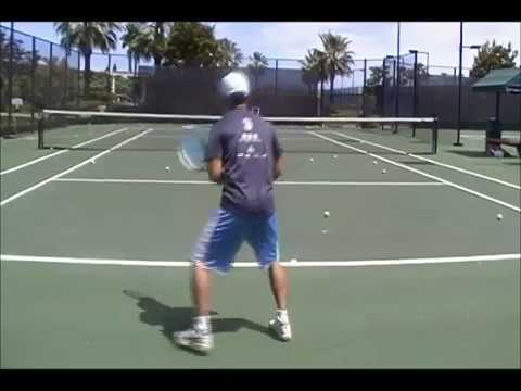 My tennis footage  5.27.13 at Copper River Country Club - Fresno, CA