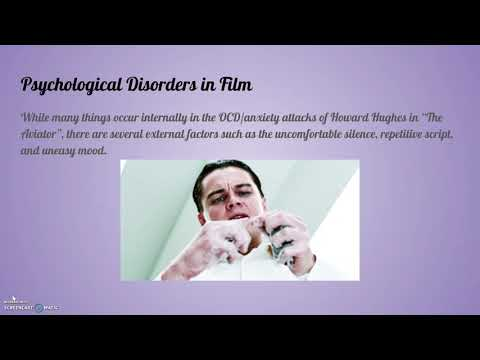 howard hughes psychological disorders