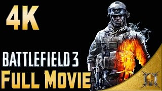 Battlefield 3 (PC) - 4K Gameplay - Full Movie - Walkthrough (Hard) [2160p]