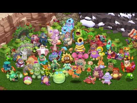 My Singing Monsters: Dawn Of Fire - Continent (Full Song) (1.17.0)