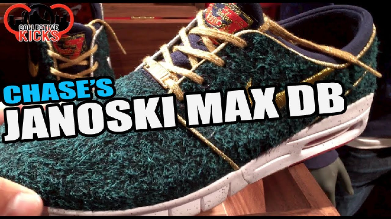 Chase s Janoski Max DB In Hand! (Doernbecher Freestyle 11) - YouTube 5424637a7