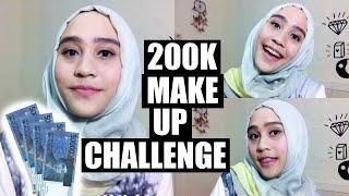 Gambar cover 200k Make Up Challenge!! (Indonesian)