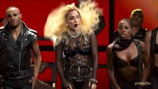 Lady Gaga - Judas @ iHeartRadio Music Festival 2011