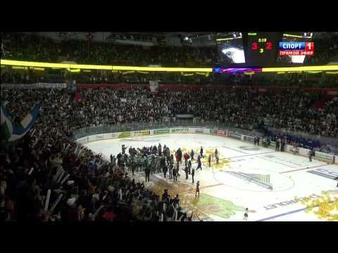 KHL. Gagarin Cup 2011. Champion Salavat Yulaev.
