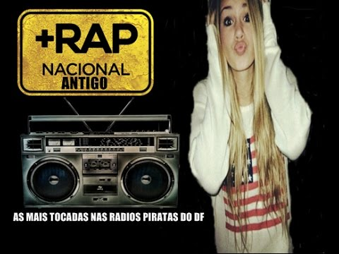 RAP BRASILIA DAS ANTIGAS( AS MAIS TOCADAS NAS RÁDIOS PIRATAS DO DF  )