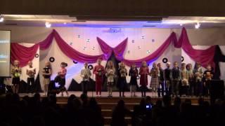 """PÜG lauluvõistlus 2012 - 1.a klass """"Karud on head"""""""